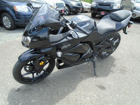 kawasaki ninja 250r for sale. Black Bedroom Furniture Sets. Home Design Ideas