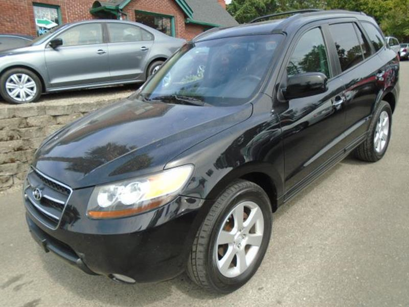 2007 hyundai santa fe awd limited 4dr suv in seattle wa. Black Bedroom Furniture Sets. Home Design Ideas