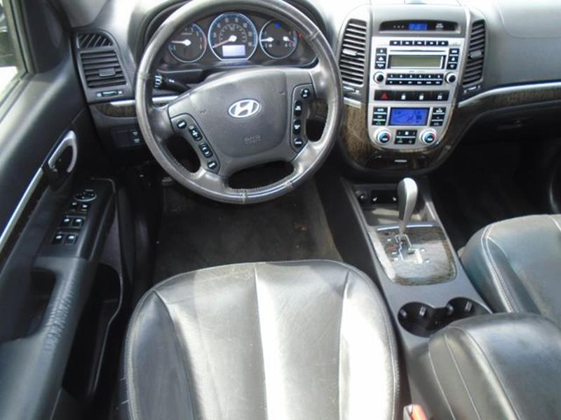 2007 hyundai santa fe awd limited 4dr suv in seattle wa carsmart. Black Bedroom Furniture Sets. Home Design Ideas