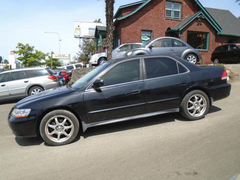 2002 Honda Accord for sale in Seattle, WA