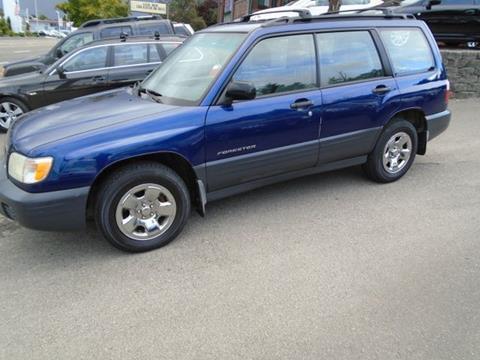 2001 Subaru Forester for sale in Seattle, WA