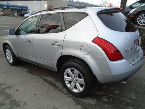 2006 Nissan Murano for sale in Seattle, WA