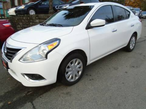 2017 Nissan Versa for sale at Carsmart in Seattle WA