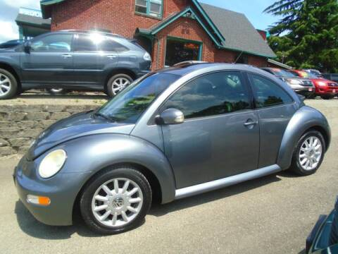 2004 Volkswagen New Beetle for sale at Carsmart in Seattle WA