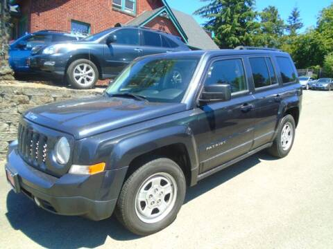 2014 Jeep Patriot for sale at Carsmart in Seattle WA