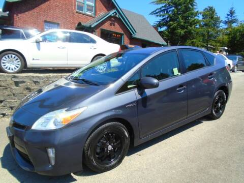 2013 Toyota Prius for sale at Carsmart in Seattle WA