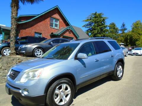 2008 GMC Acadia for sale at Carsmart in Seattle WA