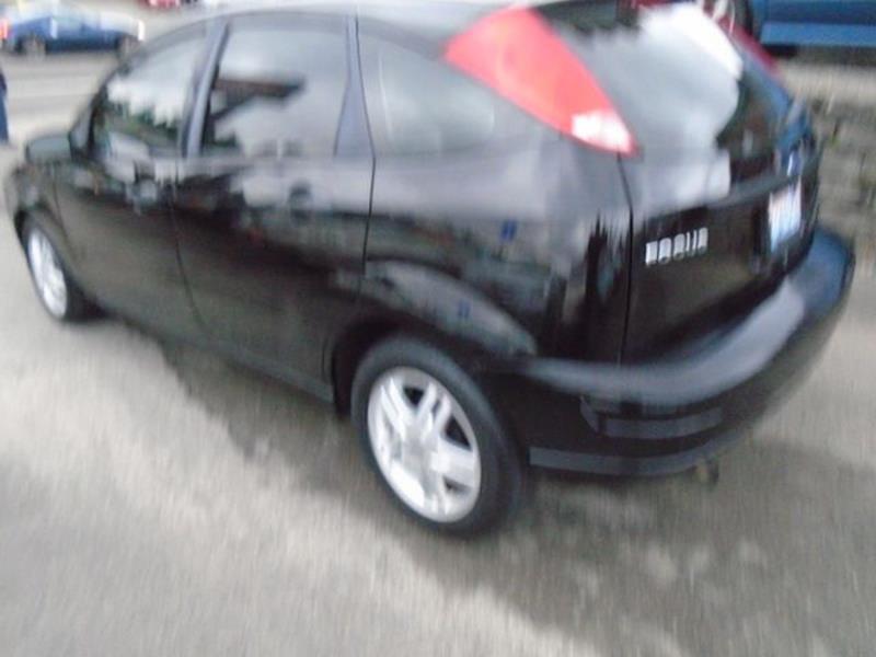 2007 Ford Focus SE Hatchback 4D - Seattle WA