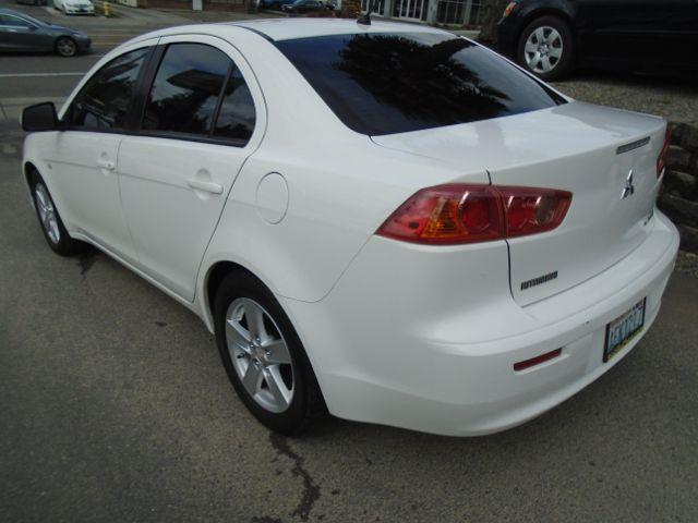 2008 Mitsubishi Lancer ES 4dr Sedan 5M - Seattle WA