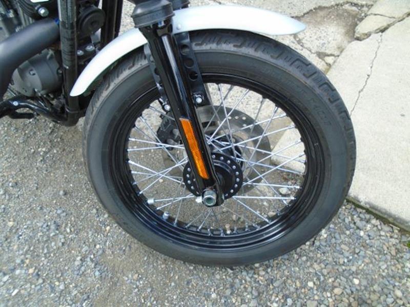 2008 Harley-Davidson XL1200N Sportster Nightster  - Seattle WA