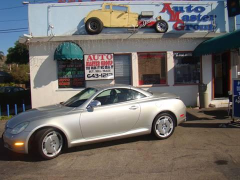 2004 Lexus SC 430 for sale in Ventura, CA