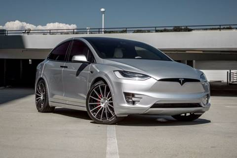 2016 Tesla Model X for sale in Hialeah, FL