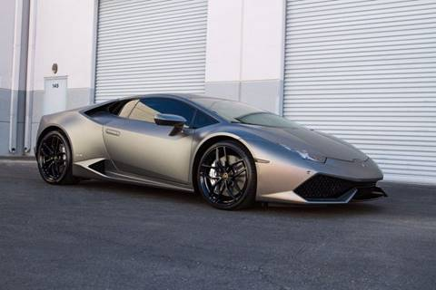 2015 Lamborghini Huracan for sale in Hialeah, FL