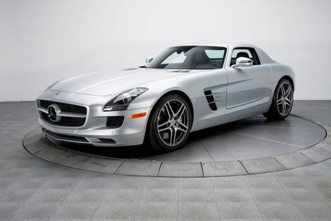 2011 Mercedes-Benz SLS AMG for sale in Hialeah, FL