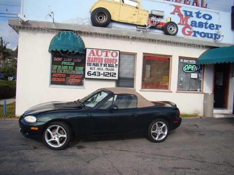 2003 Mazda MX-5 Miata for sale in Ventura, CA