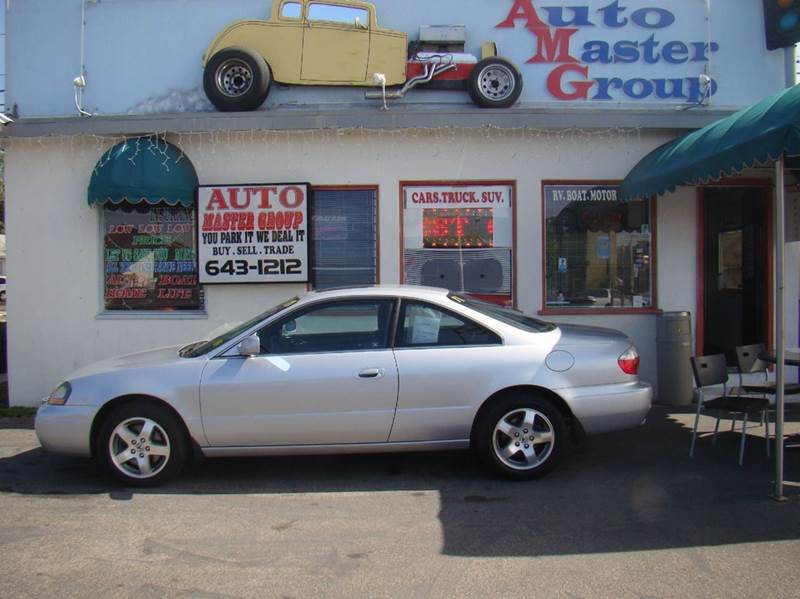 Acura Cl Dr Coupe In Ventura CA Auto Master Group - 2003 acura cl for sale