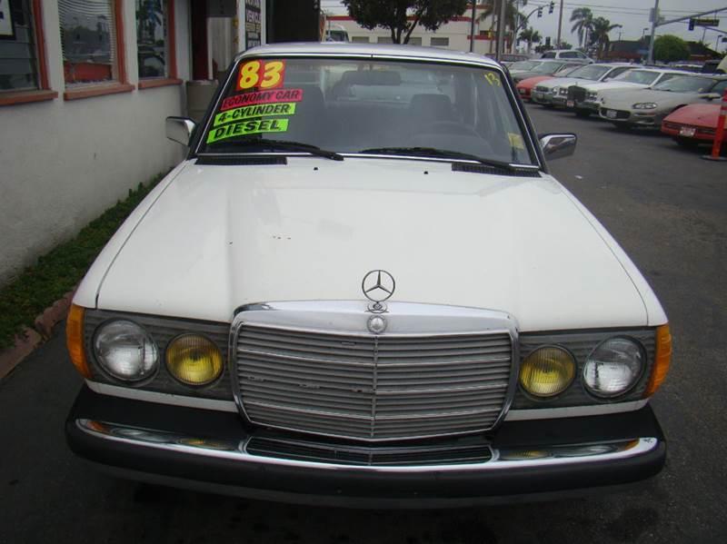 1983 mercedes benz 240 class 240d 4dr diesel sedan in for Mercedes benz 240 diesel