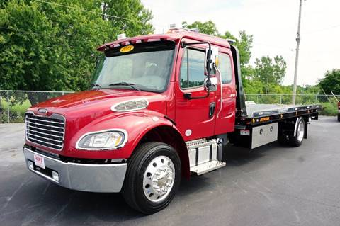 2018 Freightliner M2 Ext. Cab