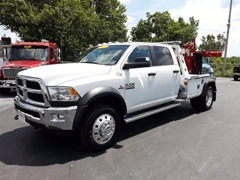 2017 Dodge Ram 5500 Crew 4x4