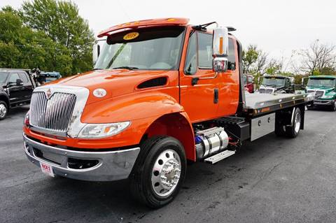 2018 International 4300 Ext. Cab for sale in Kenton, OH