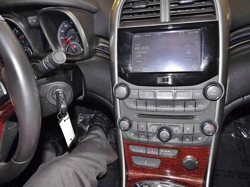 2013 Chevrolet Malibu LTZ 4dr Sedan w/1LZ - Kenton OH
