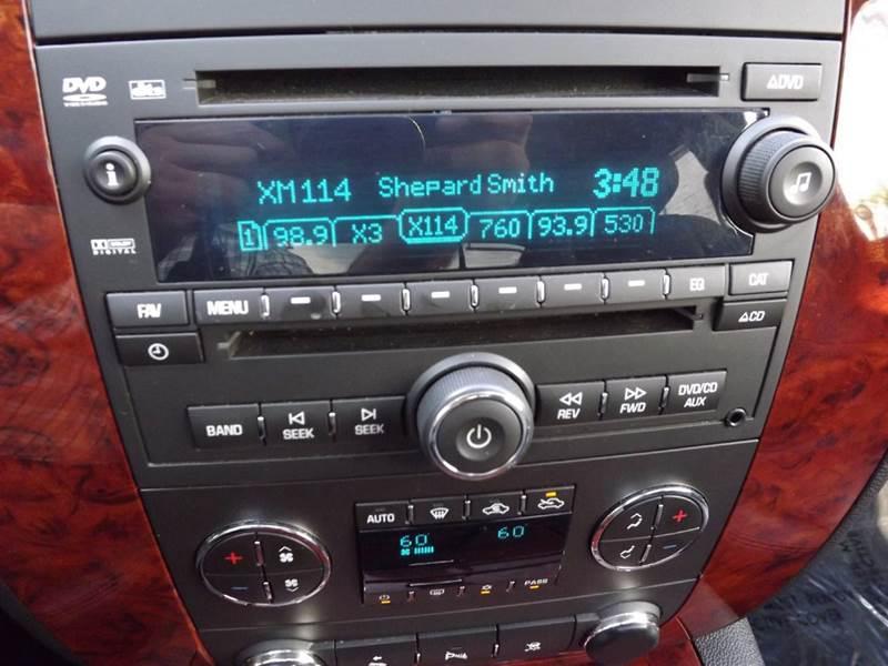2010 Chevrolet Avalanche 4x4 LTZ 4dr Pickup - Kenton OH