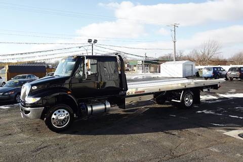 2016 International 4300 Ext. Cab