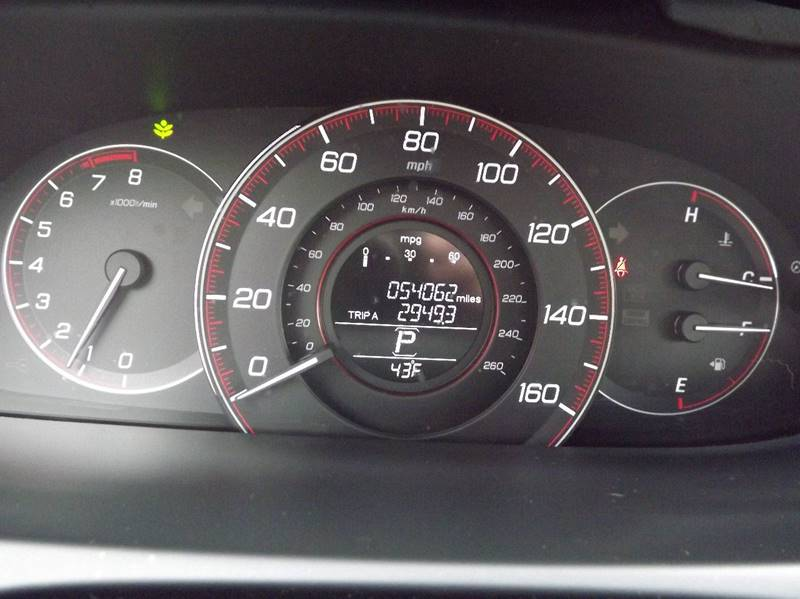 2013 Honda Accord Sport 4dr Sedan CVT - Kenton OH