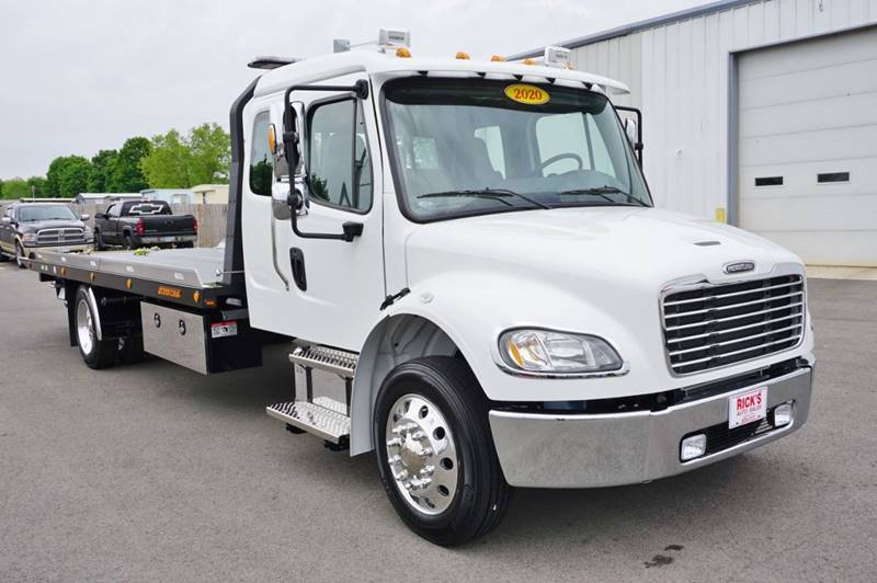 2020 Freightliner M2 Ext  Cab Rollback Wrecker Flatbed In Kenton OH
