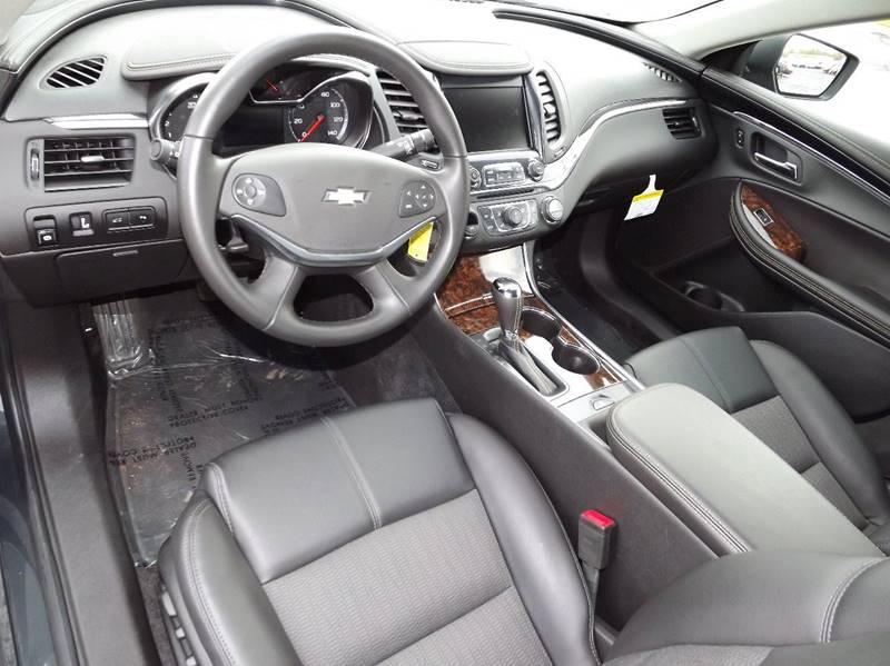 2015 Chevrolet Impala LT 4dr Sedan w/2LT - Kenton OH