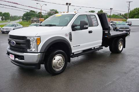 2017 Ford F-450 for sale in Kenton, OH