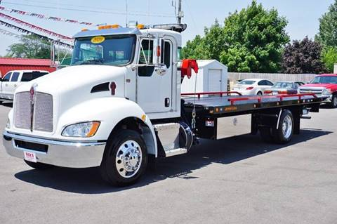 2020 Kenworth 270 for sale in Kenton, OH