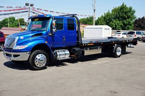 2020 International MV Ext. Cab for sale in Kenton, OH
