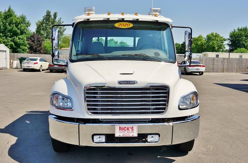 2020 Freightliner M2 Ext Cab Sidepuller Rollback In Kenton OH