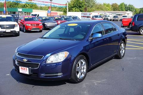 2009 Chevrolet Malibu for sale in Kenton, OH