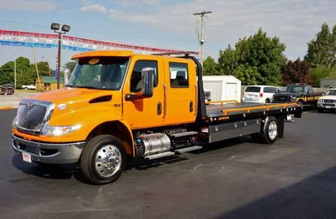 2020 International MV Crew Cab for sale in Kenton, OH