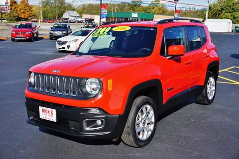 2016 Jeep Renegade for sale in Kenton, OH