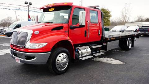 2020 International MV Crew Cab for sale in Kenton, OH