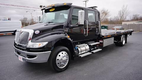 2020 International MV Crew Cab for sale at Ricks Auto Sales, Inc. in Kenton OH