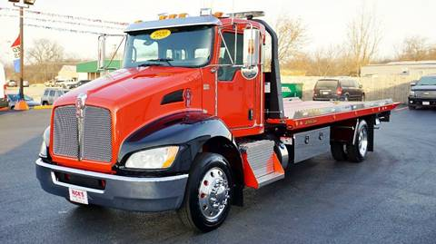 2020 Kenworth 270 for sale at Ricks Auto Sales, Inc. in Kenton OH