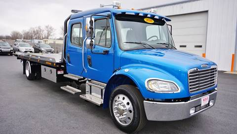 2020 Freightliner M2 Crew Cab for sale at Ricks Auto Sales, Inc. in Kenton OH