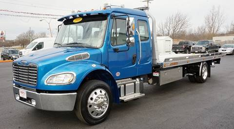 2020 Freightliner M2 Ext. Cab for sale at Ricks Auto Sales, Inc. in Kenton OH
