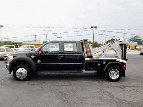 2016 Ford F-550 Crew Cab 4x4