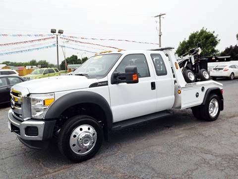 2016 Ford F-450 Supercab