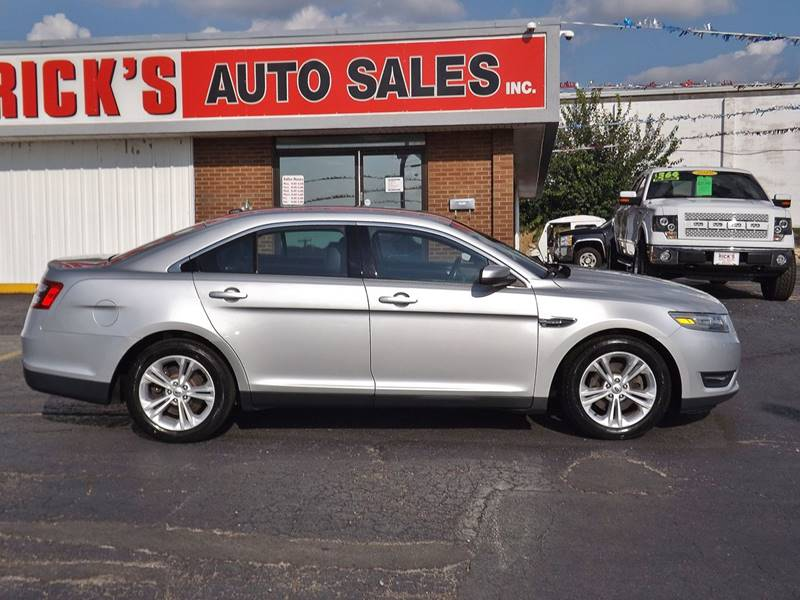 2013 Ford Taurus AWD SEL 4dr Sedan - Kenton OH