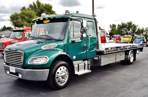 2017 Freightliner M2 Ext. Cab