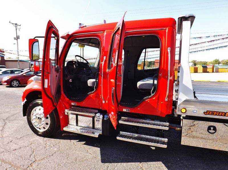 2017 Freightliner M2 Crew Cab Rollback Reduced $2,000!! - Kenton OH