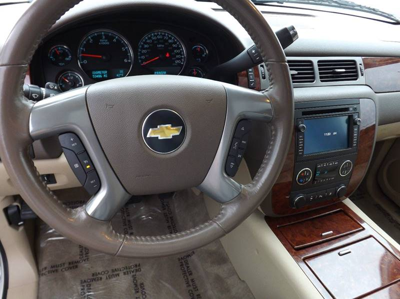 2011 Chevrolet Tahoe 4x4 LTZ 4dr SUV - Kenton OH