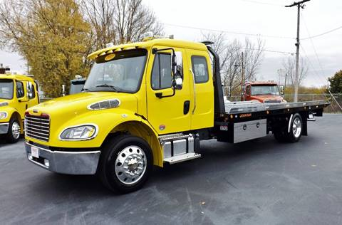 2017 Freightliner M2 Extended Cab