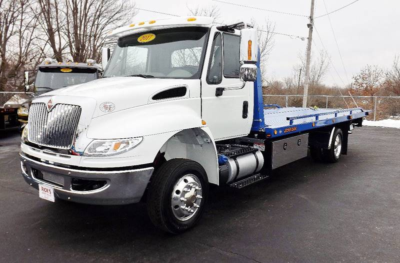 2017 International 4300 Rollback Reduced $2,000!! - Kenton OH